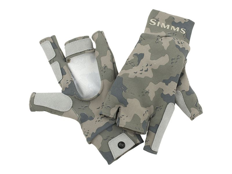 Simms Sungloves
