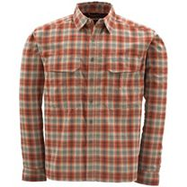 Simms ColdWeather Buttondown Shirt
