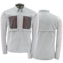 Simms GT Tricomp Long Sleeve Buttondown Shirt