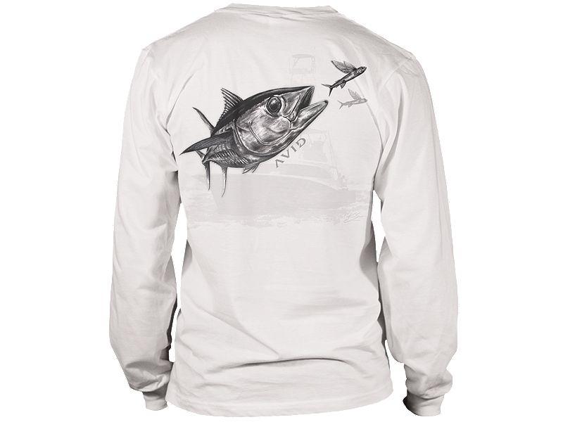 AVID Tuna Sandwich Long Sleeve Shirt