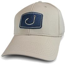 AVID Iconic Fitted Fishing Hat