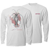 AVIDry Lobster Performance Long Sleeve Shirt