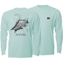 AVIDry Boss Hogfish Performance Long Sleeve Shirt