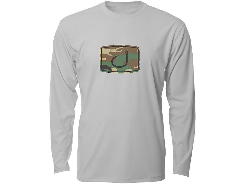 AVID Fish Camp AVIDry Long Sleeve Shirt