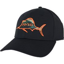 AVID Sailfish Fitted Hat