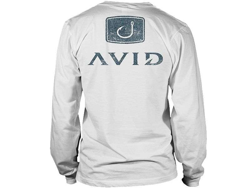 AVID Distressed Pocket Long Sleeve Shirt