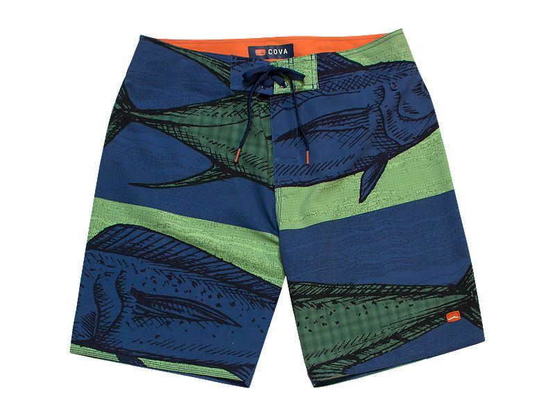Cova Heads or Tails Boardshorts