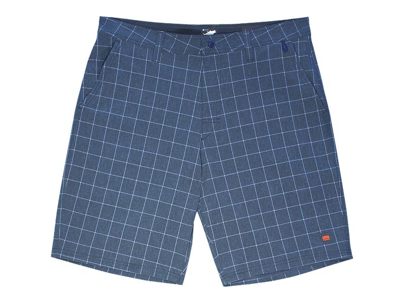 Cova Plaid-Apus Shorts