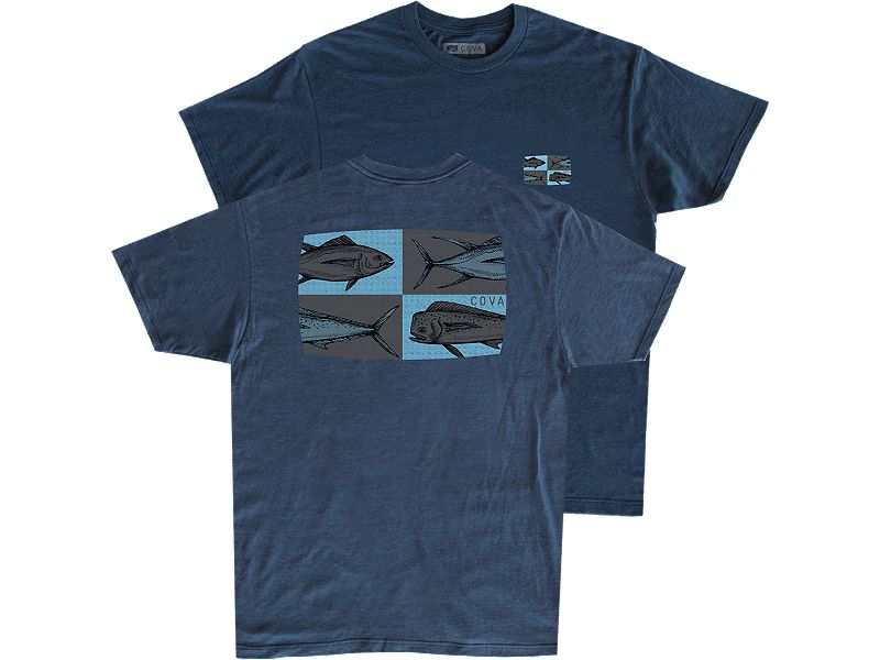 Cova Quarterdeck T-Shirt
