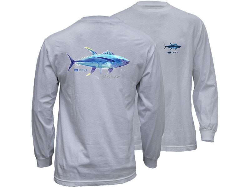 Cova Yellowfin Long Sleeve Shirt