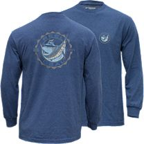 Cova Reel Deal Long Sleeve Shirt