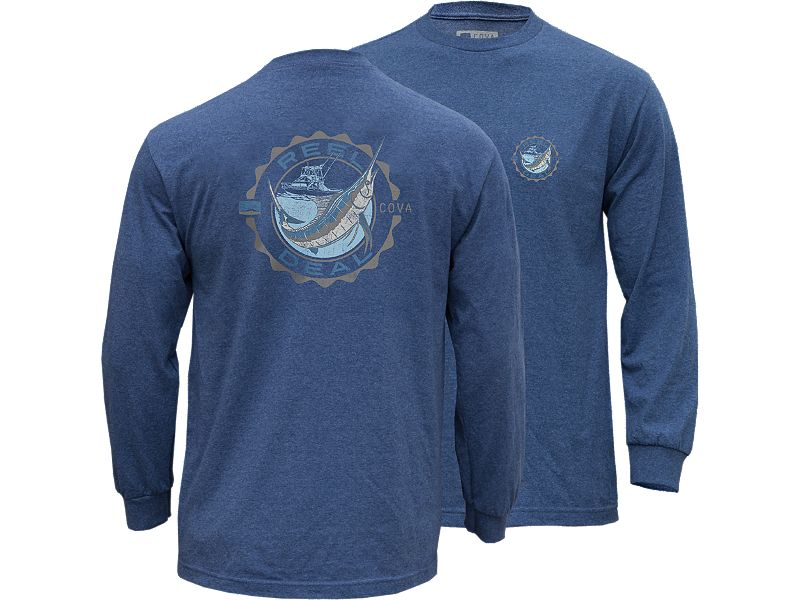 Cova Reel Deal Long Sleeve Shirt