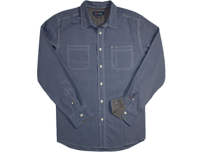 Cova Seaside Long Sleeve Buttondown Shirt