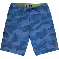 Cova Camo Boardshorts