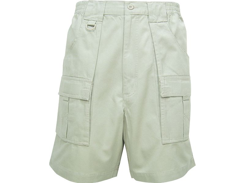 Hook & Tackle BeerCan Cargo Shorts