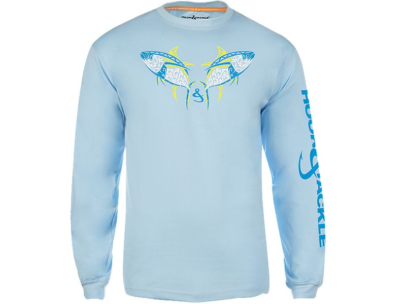Hook & Tackle Tunariffic Solar System Long Sleeve Shirt