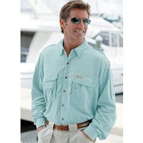 Hook & Tackle Air/X-100 Bahama Long Sleeve Shirt