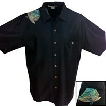 Hook & Tackle Bull Dolphin Edge Buttondown