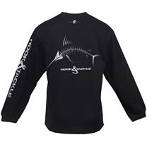Hook & Tackle Marlin X-Ray Solar System Long Sleeve Shirt
