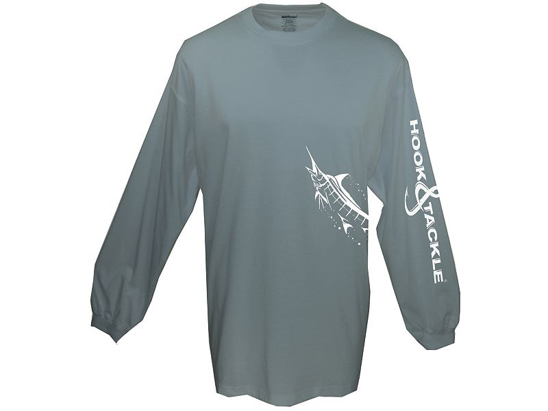 Hook & Tackle Marlin Wrap Long Sleeve Shirt