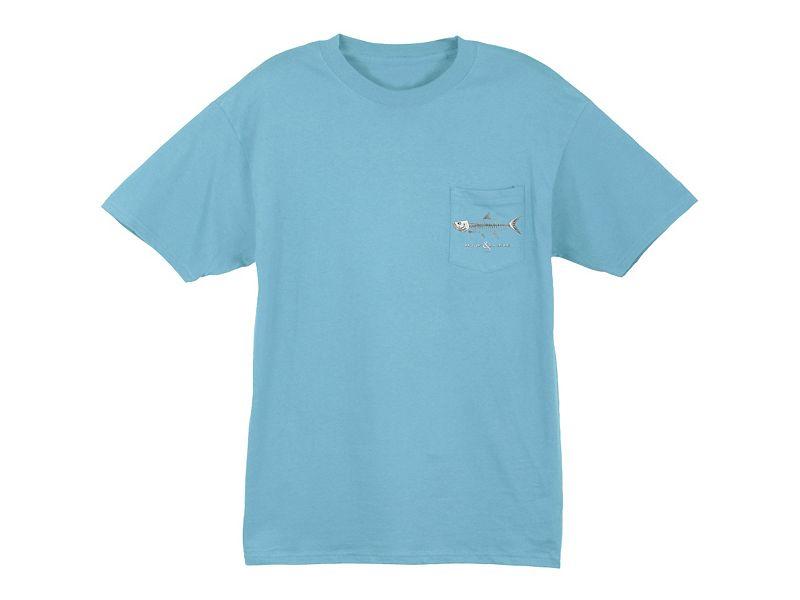 Hook & Tackle Tarpon X-Ray Solar System T-Shirt