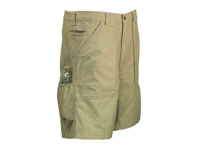 Hook & Tackle BeerCan Island Long Neck Shorts