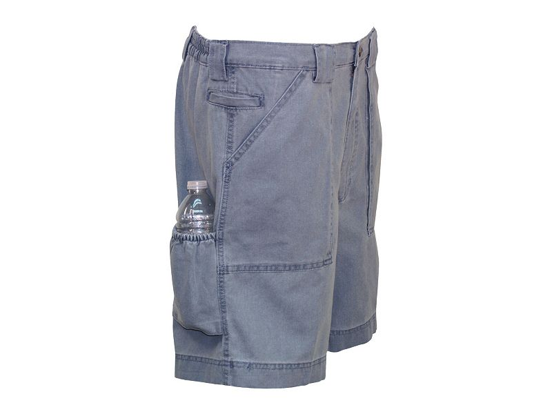 Hook & Tackle BeerCan Island Long Neck Shorts