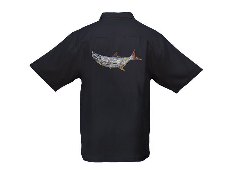 Hook & Tackle Tarpon Buttondown Shirt