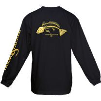 Hook & Tackle Redfish X-Ray Solar System Long Sleeve Shirt