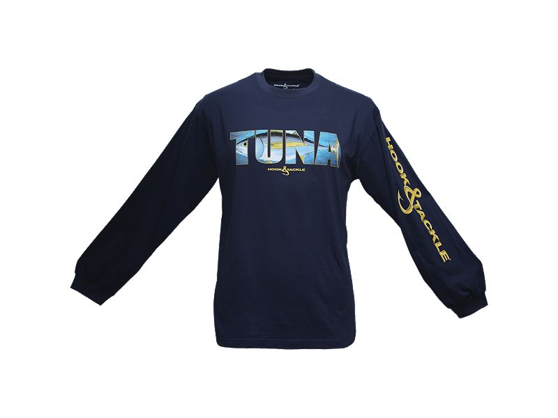 Hook & Tackle Alpha Tuna Tech Long Sleeve Shirt