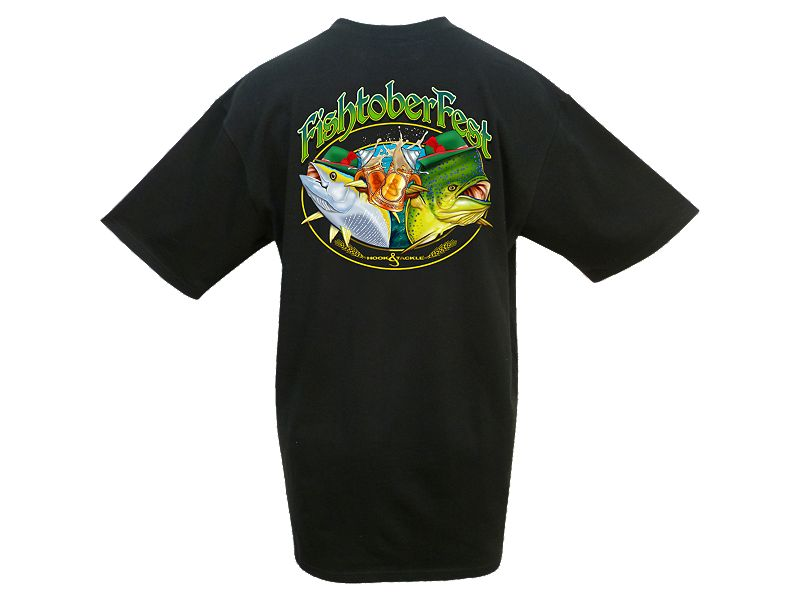 Hook & Tackle Fishtoberfest T-Shirt
