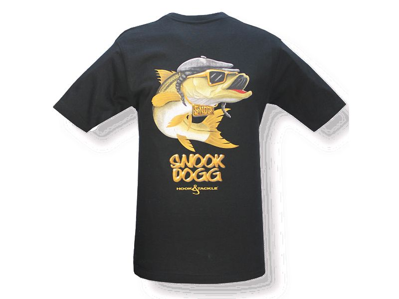 Hook & Tackle Snook Dogg T-Shirt