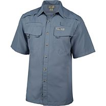 Hook & Tackle Seacliff Buttondown Short Sleeve Shirt