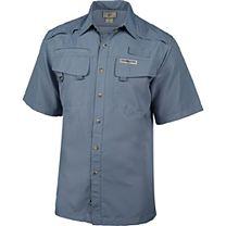 Hook & Tackle Seacliff Buttondown Short Sleeve Shirt