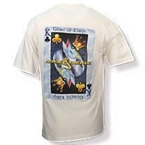 Hook & Tackle Game of Kings T-Shirt