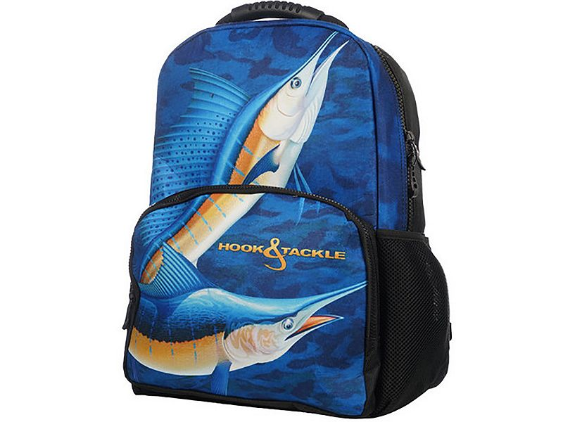 Hook & Tackle Billfish Backpack