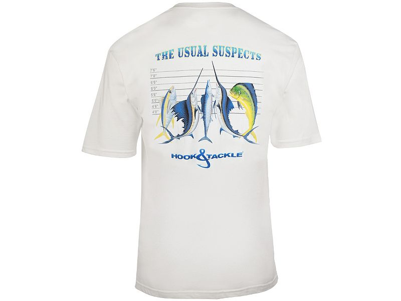 Hook & Tackle Lineup T-Shirt