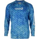 Hook & Tackle Gamefish Camo Wicked Dry & Cool Long Sleeve Shirt