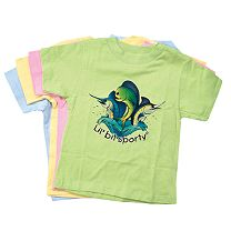 Lil' Bit Sporty 3 Fish T-Shirt