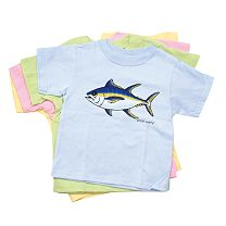 Lil' Bit Sporty Tuna T-Shirt