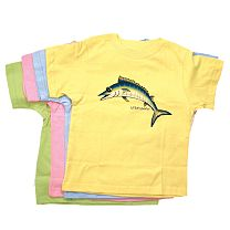 Lil' Bit Sporty Wahoo T-Shirt