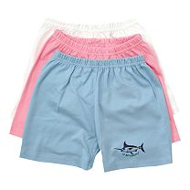 Lil' Bit Sporty Marlin Shorts