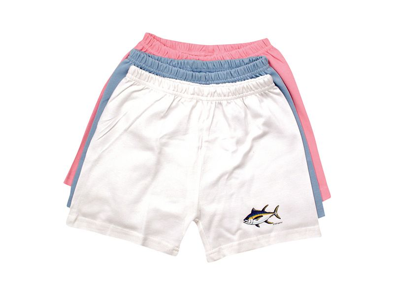Lil' Bit Sporty Tuna Shorts