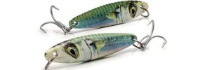 Phenix Vengeance Cedros Jr. Yo-Yo Iron - Green Mackerel