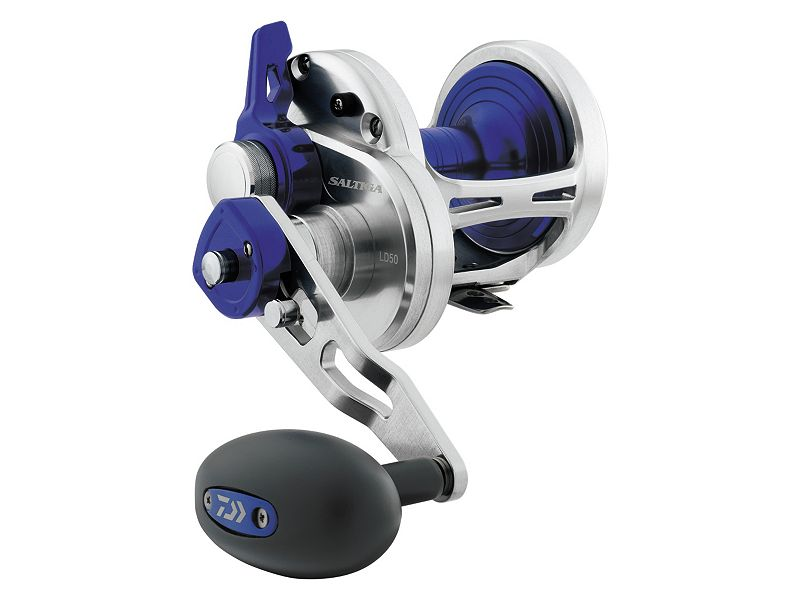 Daiwa Saltiga Lever Drag SALD50 2-Speed Reel
