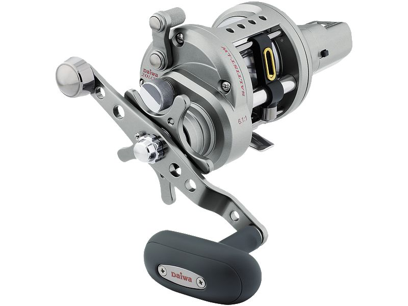 Daiwa Saltist STTLW20LCHA Levelwind Line Counter Reel
