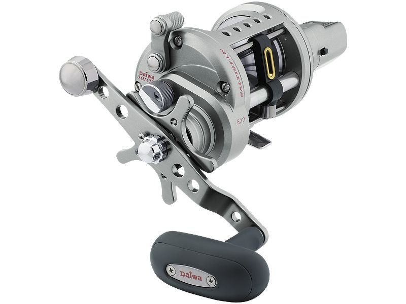 Daiwa Saltist STTLW30LCHA Levelwind Line Counter Reel