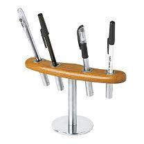 Desk Rocket Launcher Pen Holder