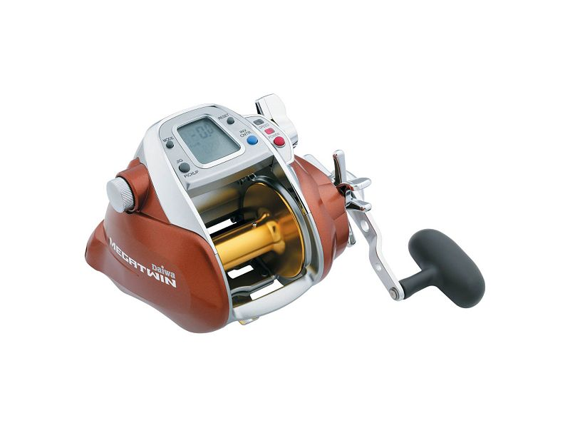 Daiwa Seaborg Megatwin SB750MT Power Assist Reel