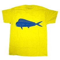 Melton Tackle Dorado Capture Flag T-Shirt